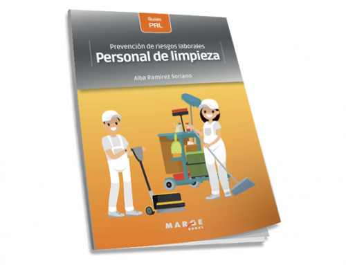 Learnwus + Marge BooksLibro PRL Personal de Limpieza