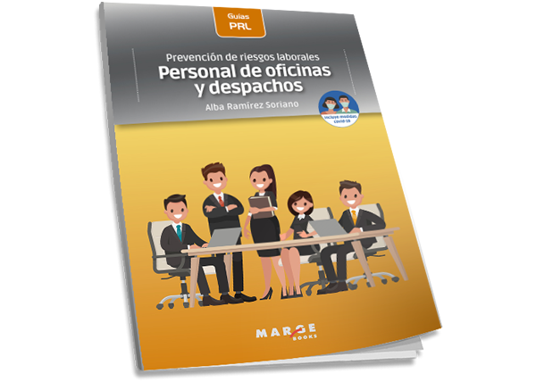 Learnwus + Marge BooksPersonal de oficinas y despachos